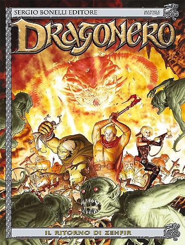 Dragonero n. 34
