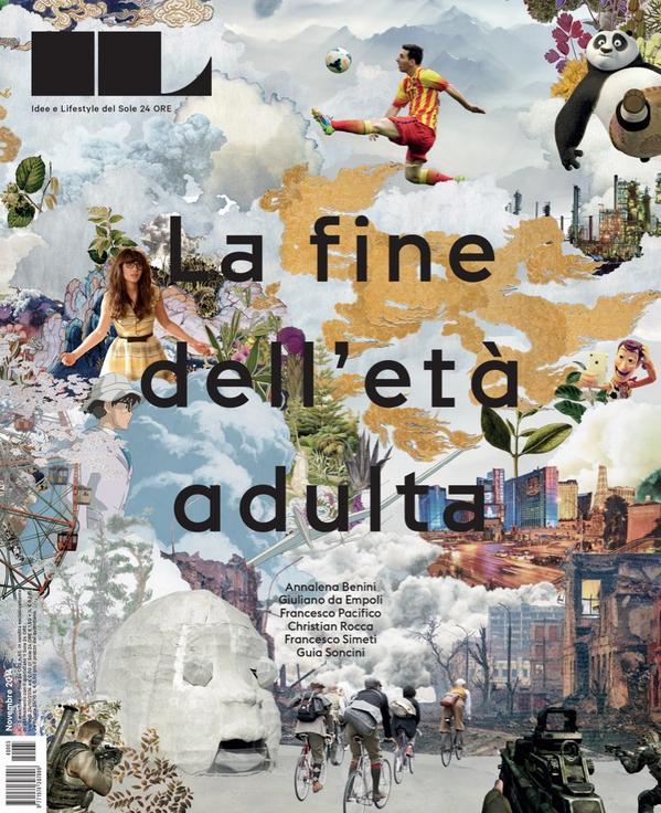IL - Idee e Lifestyle del Sole 24 Ore - n. 65 (novembre 2014)