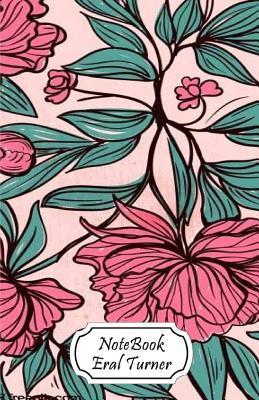 Drawn Flower Small Pocket Notebook