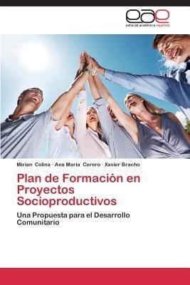 Plan de Formación en Proyectos Socioproductivos