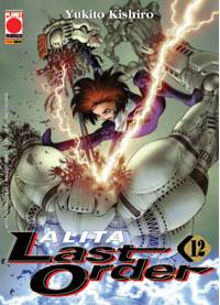 Alita Last Order vol. 12