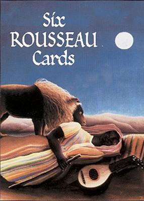 Six Rousseau Cards