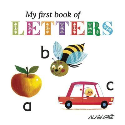 My First Book of Let...