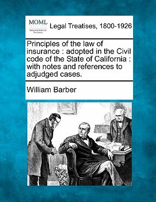 Principles of the Law of Insurance