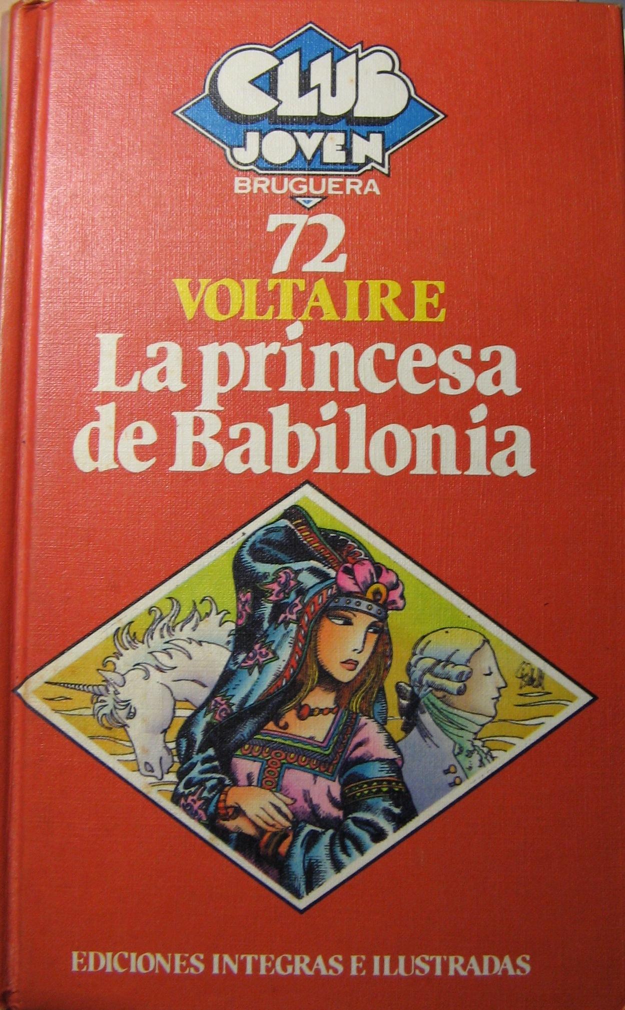 La princesa de Babil...