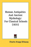Roman Antiquities And Ancient Mythology