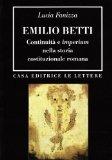 Continuità e imperium nella storia costituzionale romana