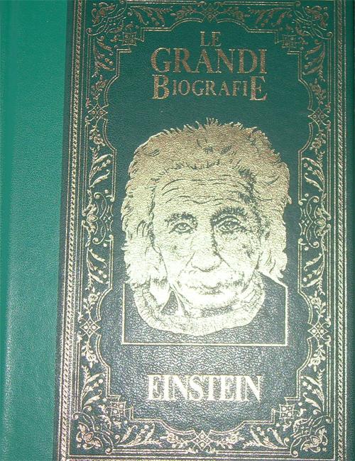 La vita di Einstein
