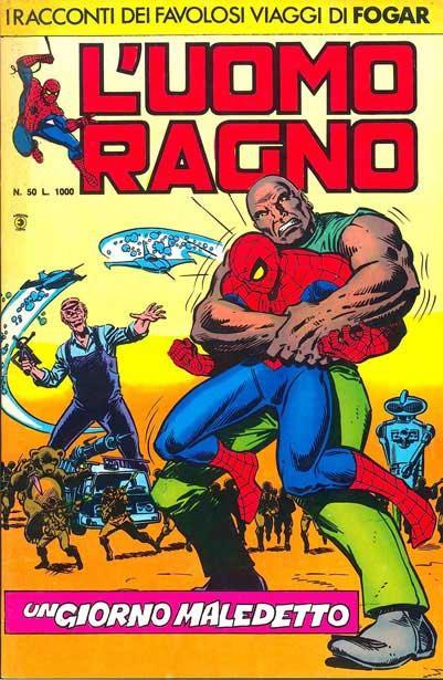 L'Uomo Ragno (2a serie) n. 50