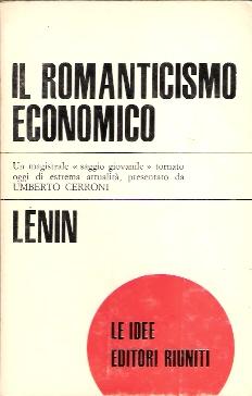 Il romanticismo econ...