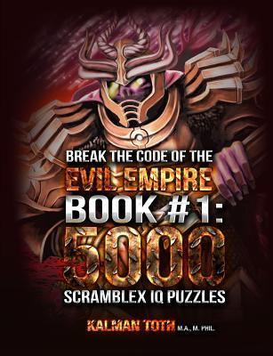 5000 Scramblex IQ Puzzles