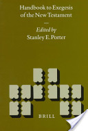 Handbook to Exegesis of the New Testament
