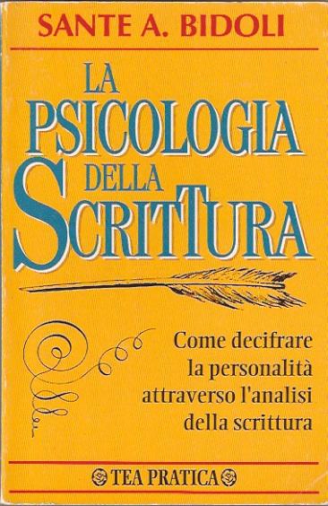 La psicologia della scrittura