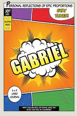 Superhero Gabriel