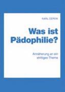 Was Ist Pädophilie?