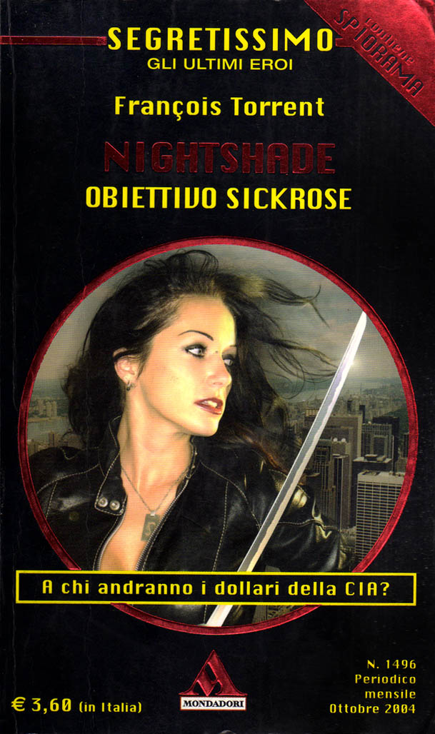 Nightshade: Obiettiv...
