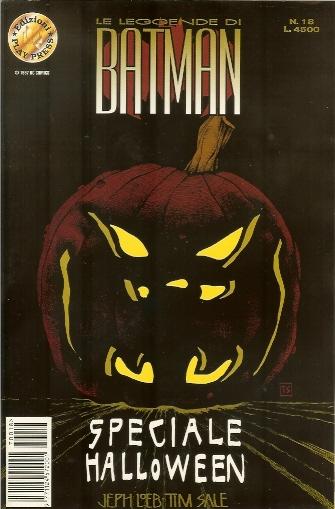 Le Leggende di Batman n. 18