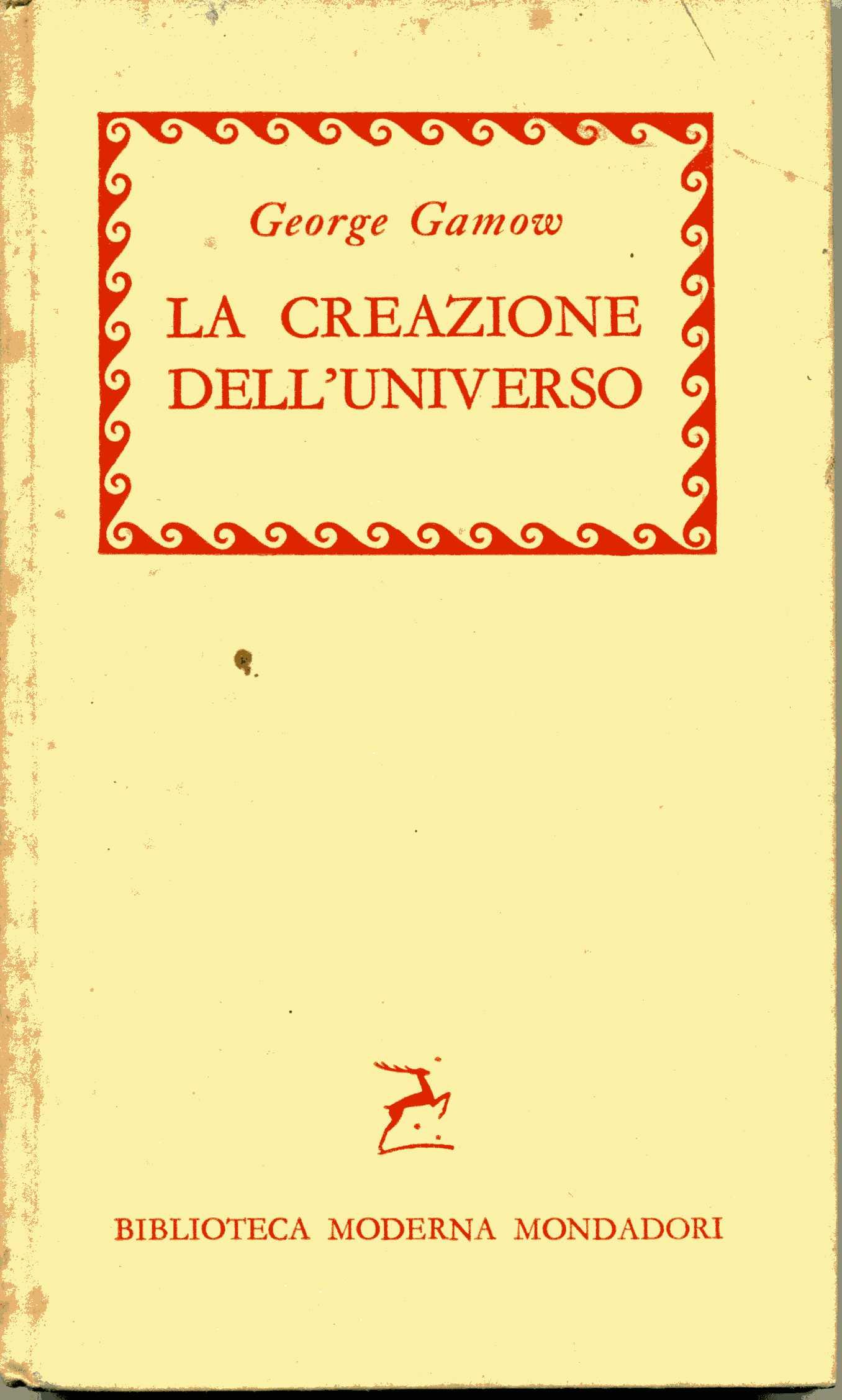 La creazione dell'universo