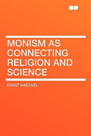 Monism As Connecting...