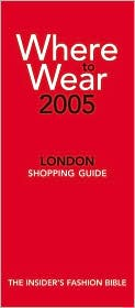 Where To Wear 2005