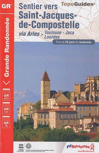 Sentier vers Saint-Jacques-de-Compostelle