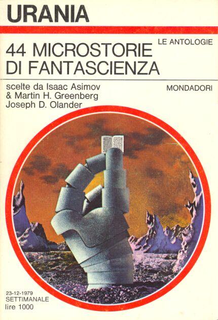 44 microstorie di fantascienza