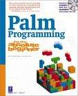Palm Programming for the Absolute Beginner w/CD