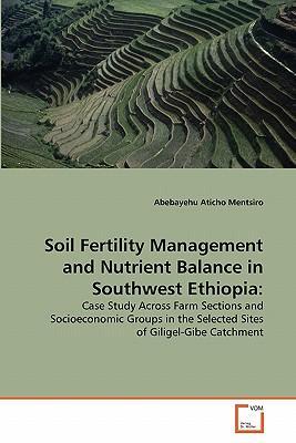 Soil Fertility Management and Nutrient Balance in Southwest Ethiopia