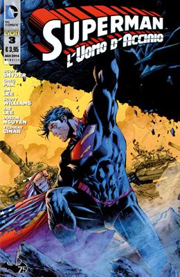 Superman l'Uomo d'Acciaio n. 3