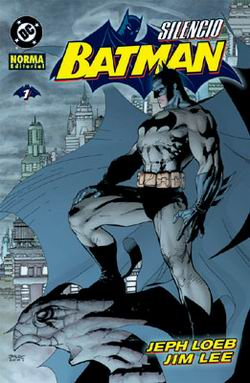 BATMAN: Silencio # 1