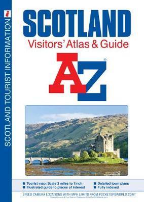 A-Z Scotland Visitors Atlas and Guide (A-Z Premier Street Maps)