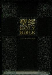 聖經[和合本/KJV]6系-皮面拉鍊