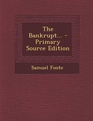 The Bankrupt...
