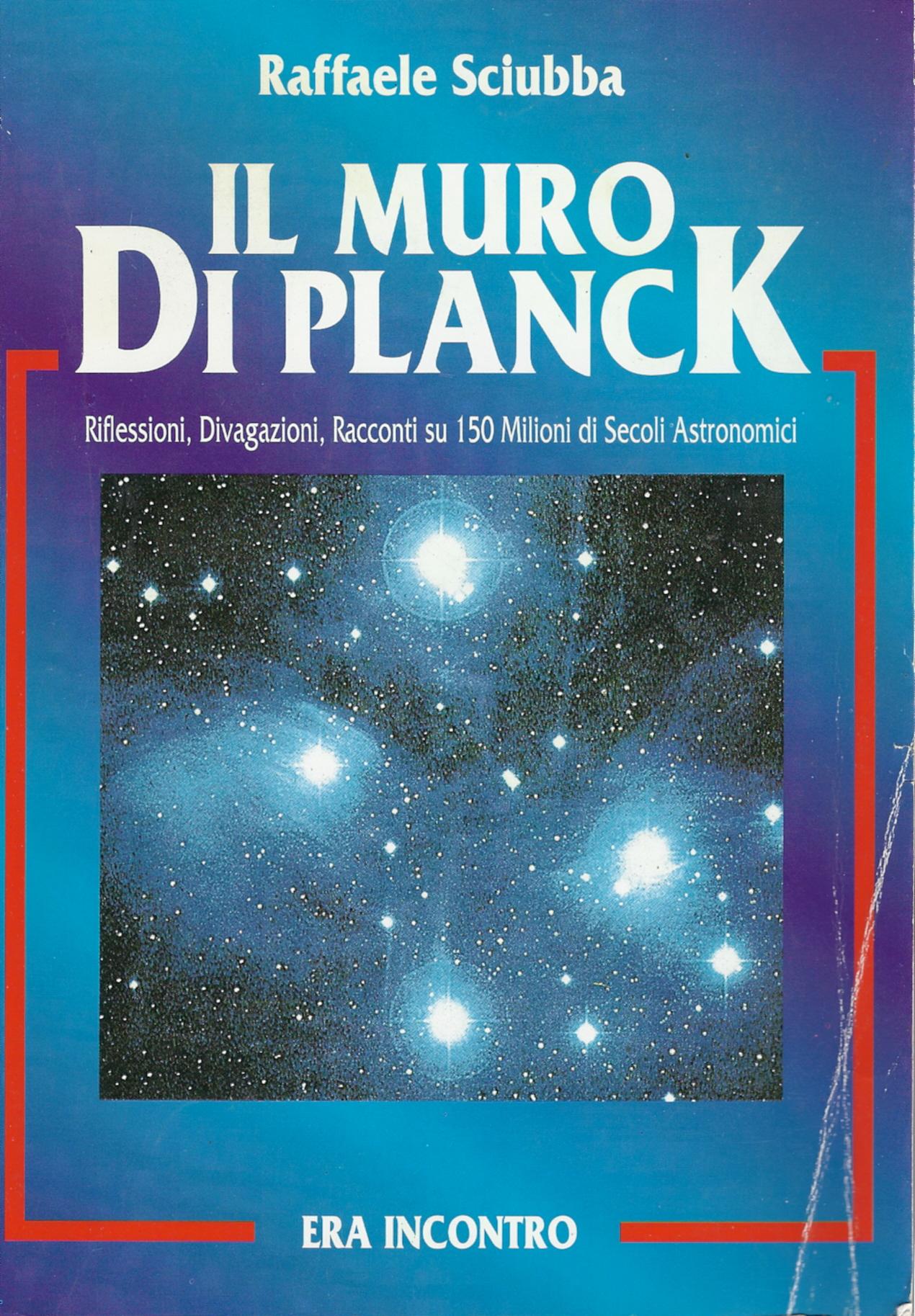 Il muro di Planck