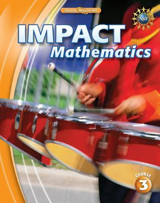 IMPACT Mathematics, Course 3