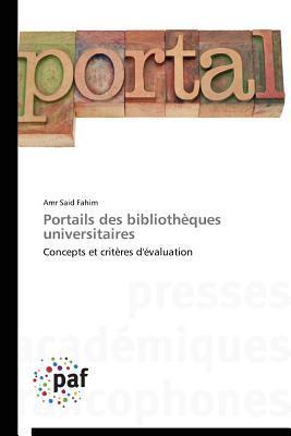 Portails des Bibliotheques Universitaires