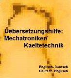 CD-ROM Wörterbuch Für Den Mechatroniker/-Kältetechnik