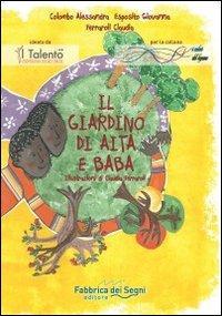 Il giardino di Aita e Baba. Ediz. italiana e francese