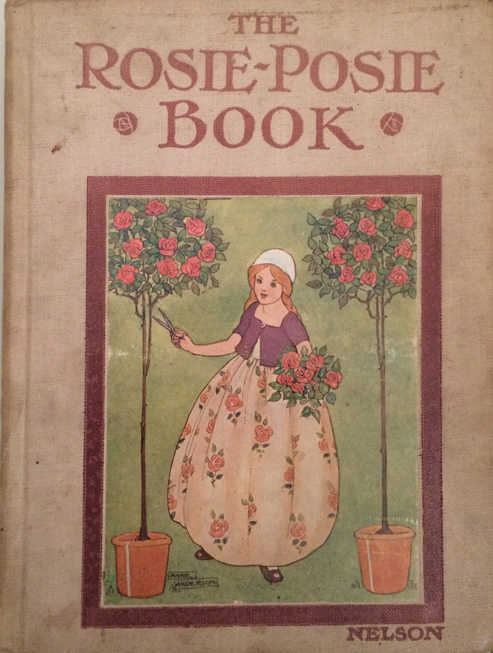 The Rosie-Posie Book
