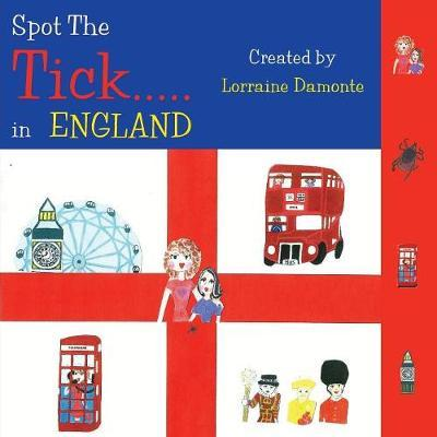 Spot the Tick..... in England