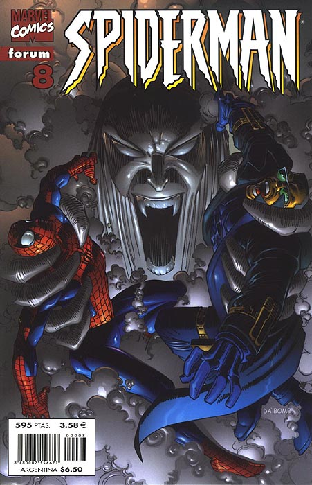 Spiderman Vol.3 #8 (de 31)