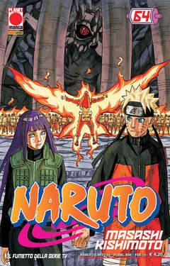 Naruto Il Mito vol. 64