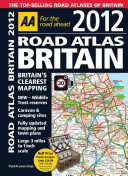 Aa 2012 Road Atlas Britain