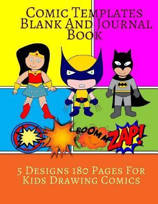 Comic Template Blank...