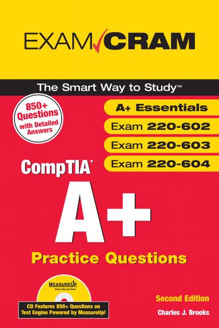 CompTIA A+ Practice Questions Exam Cram
