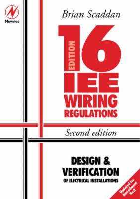 16th Edition IEE Wiring Regulations