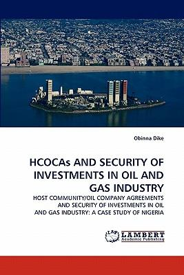 HCOCAs AND SECURITY OF INVESTMENTS IN OIL AND GAS INDUSTRY