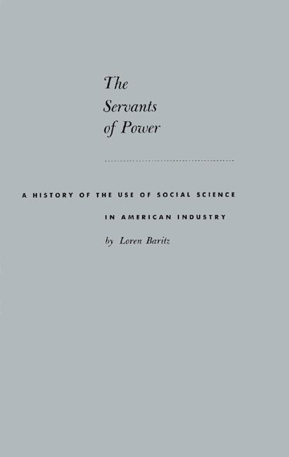 The Servants of Powe...