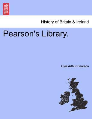 Pearson's Library