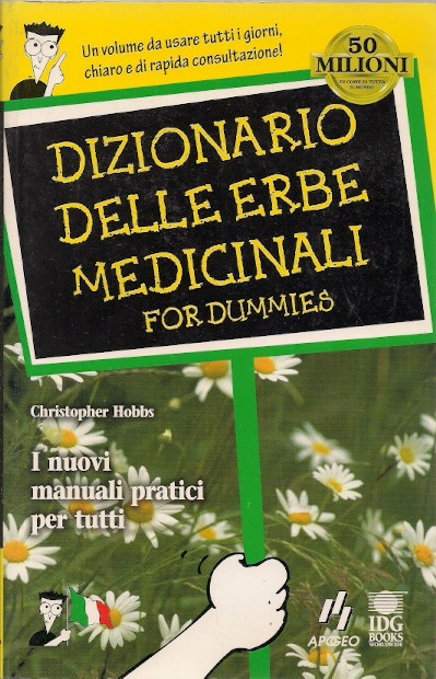 Dizionario delle erbe medicinali